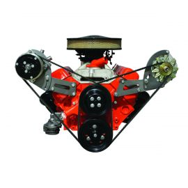 VINTAGE AIR VORTEC SIDE-MOUNT BRACKET COMPRESSOR SHORT PUMP (PASSENGER SIDE)