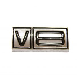 FORD XY GT FAIRMONT V8 GUARD BADGE