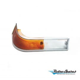 Ford XB Falcon Front Indicator Lens - Drivers Side