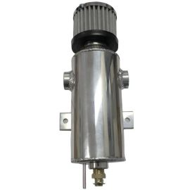 COMPETITION STYLE CATCH CAN WITH MINI AIR FILTER (750ml)