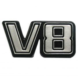 FORD V8 XA XB ZF ZG (302) FENDER BADGE
