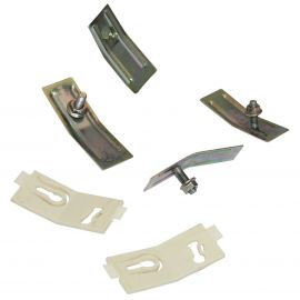 FORD XY BOOT MOULD CLIP KIT