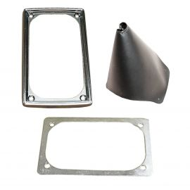 FORD XW XY GT GS TOP SHIFTER BOOT KIT TOP LOADER