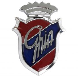 FORD XD - EL GHIA FENDER BOOT LARGE 55MM BADGE