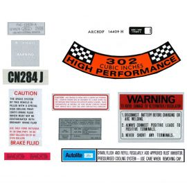 FORD XT GT DECAL KIT