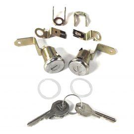 HOLDEN DOOR LOCKS - PAIR FOR EJ-EH FB-EK FE-FC HD-HR HK-HG HQ-WB LC-LJ LH-UC VB-VL