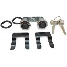 FORD XR-XT-XW-XY DOOR LOCKS & KEYS