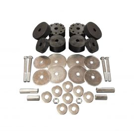 FORD F100 1967-1972 2WD CHASSIS TO BODY MOUNT KIT