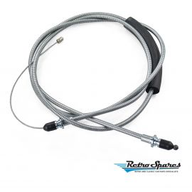 Cable handbrake front Ford Galaxie 65-66 front brake cable