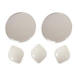 FORD XW XY GT DASHBOARD LENS KIT