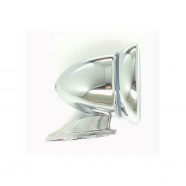 FORD CLASSIC BULLET MIRROR – CHROME *NEW*