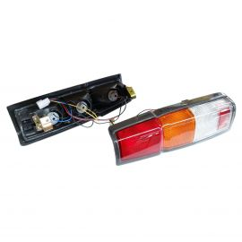 TAILLIGHT LAMPS STYLESIDE PAIR FOR NISSAN DATSUN 720 NAVARA D21 UTE PICKUP
