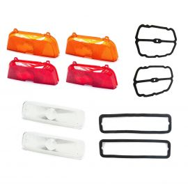 HOLDEN EJ (ALL) & EH (UTE & VAN) TAILLIGHTS, FRONT INDICATORS & GASKETS