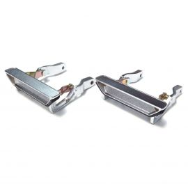 FORD FALCON FAIRMONT XA GT SEDAN WAGON REAR EXTERIOR DOOR HANDLES PAIR