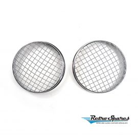 FORD XT XW-XY HEADLIGHT WIRE MESH COVERS