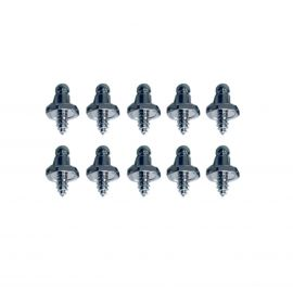 FORD F100 UTE COVER LIFT-THE-DOT POSTS - LARGE HEAD - 10PC