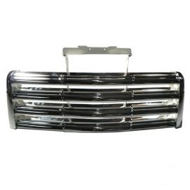 CHEVROLET CHEVY PICKUP 47-54 GRILLE ASSEMBLY CHROME GMC