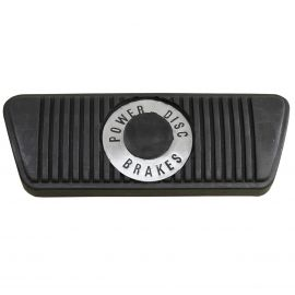 FORD BRAKE PEDAL RUBBER WITH DISC BRAKES AUTOMATIC
