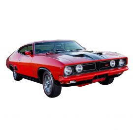 FORD XA-XB-XC FALCON COUPE HARDTOP RUBBER PACK / KIT