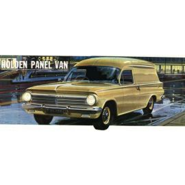 HOLDEN EH VAN RUBBER PACK / KIT - FLOCKING BAILEY CHANNEL