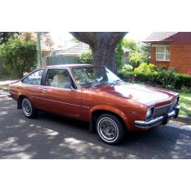 HOLDEN TORANA LH-LX-UC COUPE RUBBER PACK / KIT