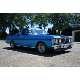 FORD FALCON XR-XT-XW-XY UTE RUBBER PACK / KIT