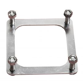 FORD XW-XY SHIFTER BOOT MOUNT PLATE CONCOURS