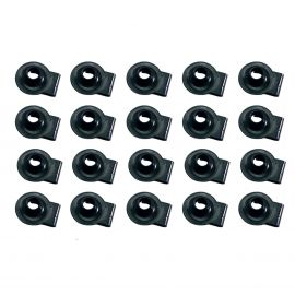 HOLDEN HD-WB PANEL MOUNT J-NUTS (20 PACK)