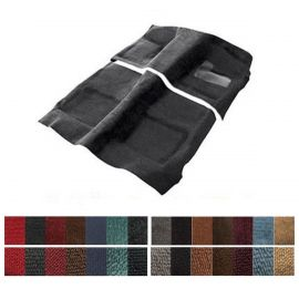CARPET FOR VOLKSWAGON TYPE 3 SQUARE BACK FRONT & REAR (NYLON ONLY) 1973 - 1974