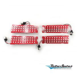 FORD FALCON XY / GT LED TAILLIGHT CONVERSION KIT