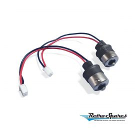 BA15s (1156) 2 PC INDICATOR LED SOCKET ADAPTER KIT