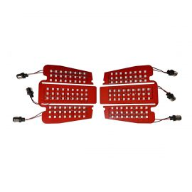 FORD FALCON XW GT LED TAILLIGHT CONVERSION KIT