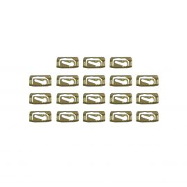 HQ-WB HOLDEN WINDSCREEN MOULD CLIPS 18 PACK